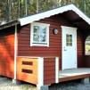 Friggebod 15 m² - Isolerad