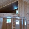 Fritidshus 60 m2 + Loft + inbyggd altan 22 m2