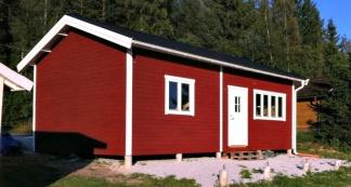 Fritidshus 60 m²