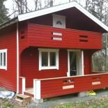 Härbre 25 + 25 m2 + Balkong