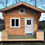 Fritidshus Attefallshus 25 m2 + loft 10kvm