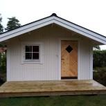 Friggebod 15 m² modulhus