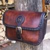 Handväska - brun