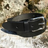 Bälte svart 32mm