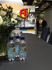 Layout ochMöbelmässan 2016, utfört under anställning hos AJ Produkter