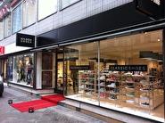 Layout, Nilson Shoes, Södra Förstadsgatan Malmö 2013, Utförd under anställning hos Nilson Group