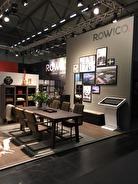 Imm Fair Cologne 2016.Layout,Styling & viss samordning In-house Rowico 2016