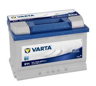 Batteri E11