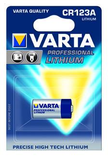 Batteri CR123A
