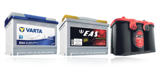 Andra Fordonsbatterier