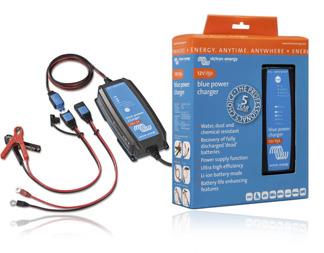 Batteriladdare Victron 12V - Batteriladdare Victron 12V 5AH