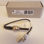 Glödstift m. kabel Hydronic (face-lift)