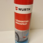 Tjärborttagning Würth