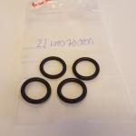 O-ring 14x2.6 för Hydronic och B/D5W