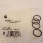 O-ring 16 x 2 Hyd II OBS 4-pack