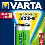 Batteri 9V Laddbart