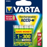 Batteri laddbart AAA 1000 mAh