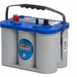 Batteri Optima Blue 55Ah