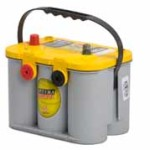 Batteri Optima Yellow Top 55Ah