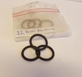 O-Ring 17X2.5 f B/D7W