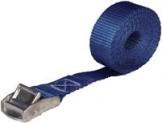 Spännrem 2,5 m Blå