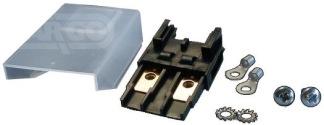 Säkringshållare för Maxisäkringar sats 2,5-6mm2
