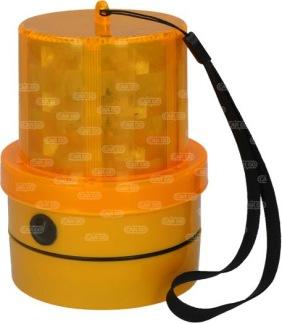 Blixtljus LED, med ljussensor