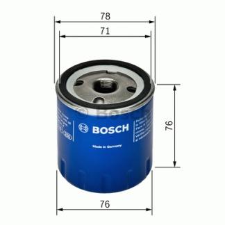 Oljefilter F026407078