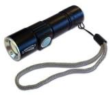 Ficklampa Laddbar USB
