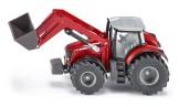 Traktor med frontlastare Massey Ferguson