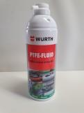 PTFE-Fluid Klibbfri helsyntetisk smörjolja
