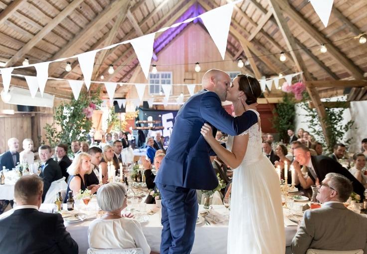 Unik vigsel & bröllopsfest nära havet mellan Varberg & Falkenberg.  Unik & lantlig miljö för vigsel & bröllopsfest här i Rönnås Lada längs med havet mitt i Halland