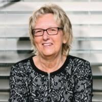 Karin Steen. Ordförande.