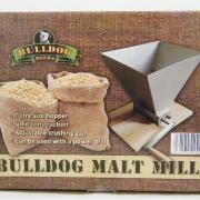 Bulldog Maltkross