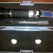 Refraktometer  32 °Brix  SG 1.120