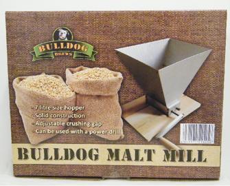 Bulldog Maltkross - kross