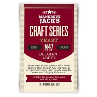 Belgian Abbey M47 Mangrove Jack's