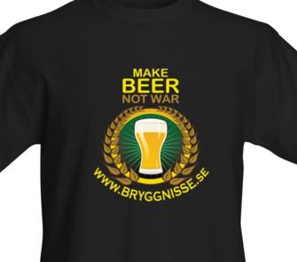 BryggNisse T-Shirt - Storlek XL