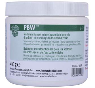 PBW (Powdered Brewery Wash) - PBW  450g