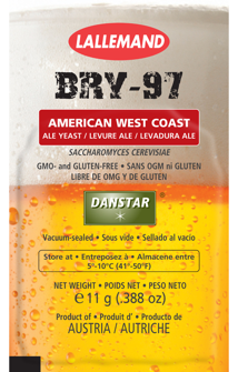 Danstar Am. West Coast BRY-97