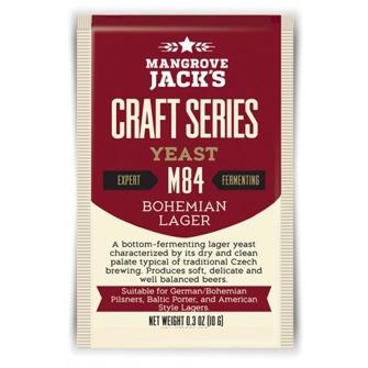 Bohemian Lager M84 Mangrove Jack