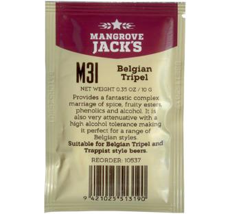 Belgian Tripel Mangrove Jack's M31