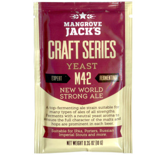 Mangrove Jack's M42 New World Strong Ale -