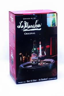 La Mancha fina 7dagars vinsatser - La Mancha Liebfraumilch