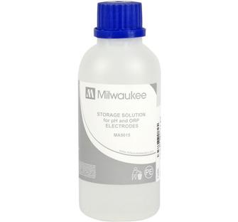 förvaringsvätska för digitala pH-mätare, 230 ml