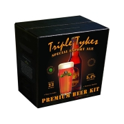 Triple Tykes Special Export Ale Ölsats Bulldog Brews