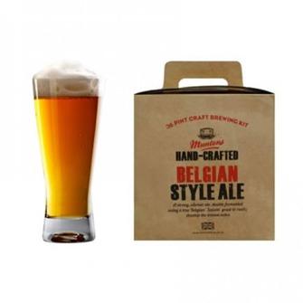 Muntons Craft Range Belgian Ale