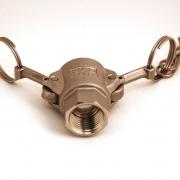 Camlock typ D (hona - 1/2