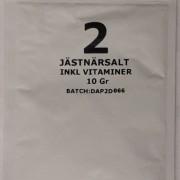 Jästnärssalt för vin/cider/mjöd