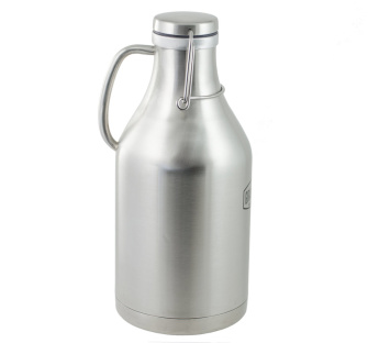 Rostfri Growler  2 l